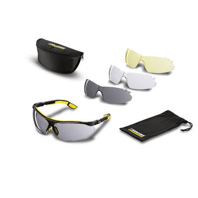 Kärcher Okulary ochronne z zestawem 3 szybek