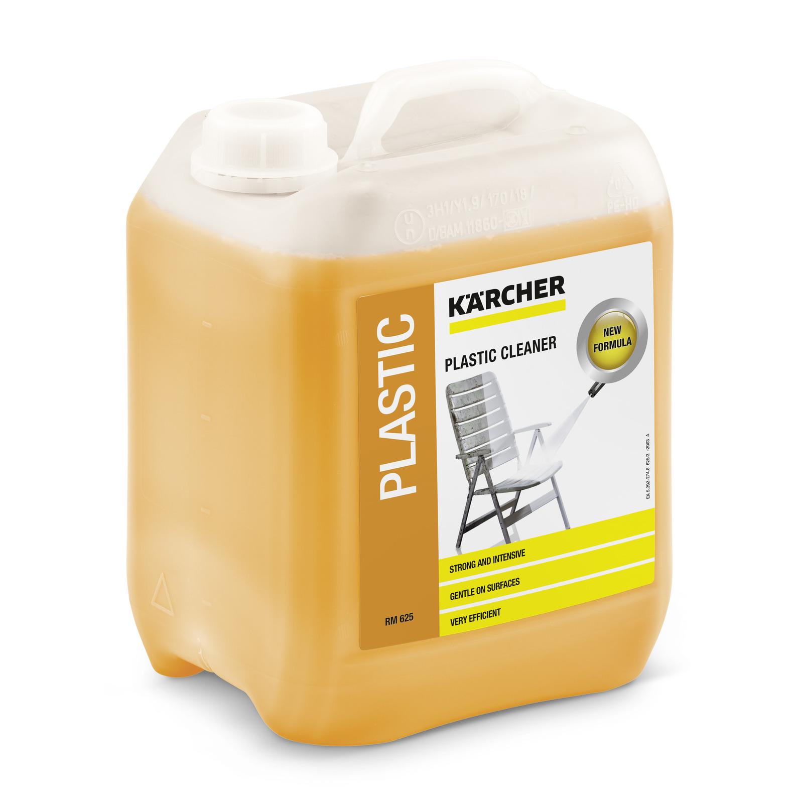 plastic garden furniture cleaner