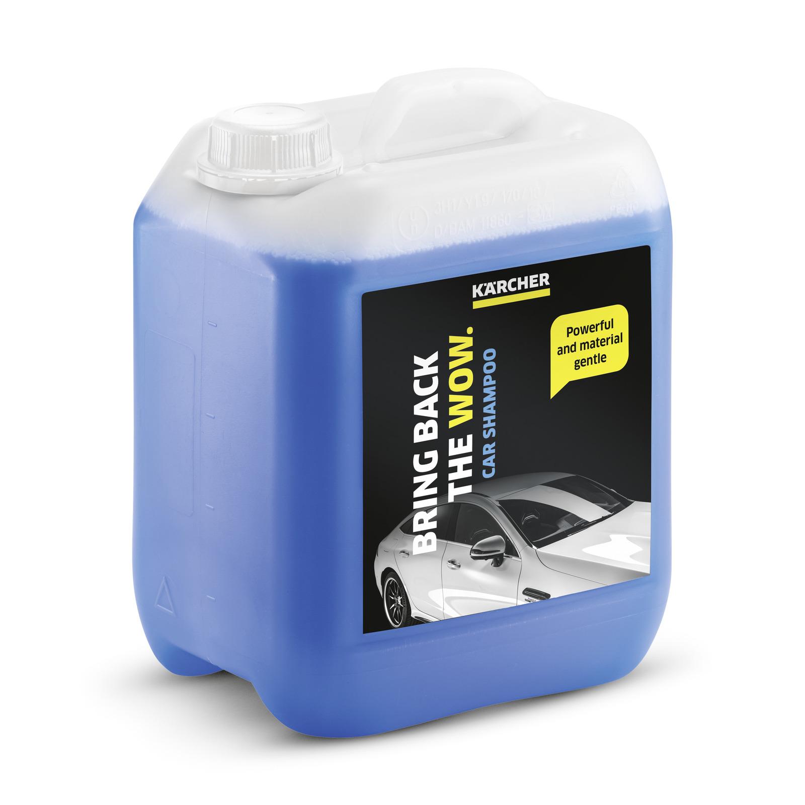 Chất tẩy rửa xe hơi dùng cho máy tự động