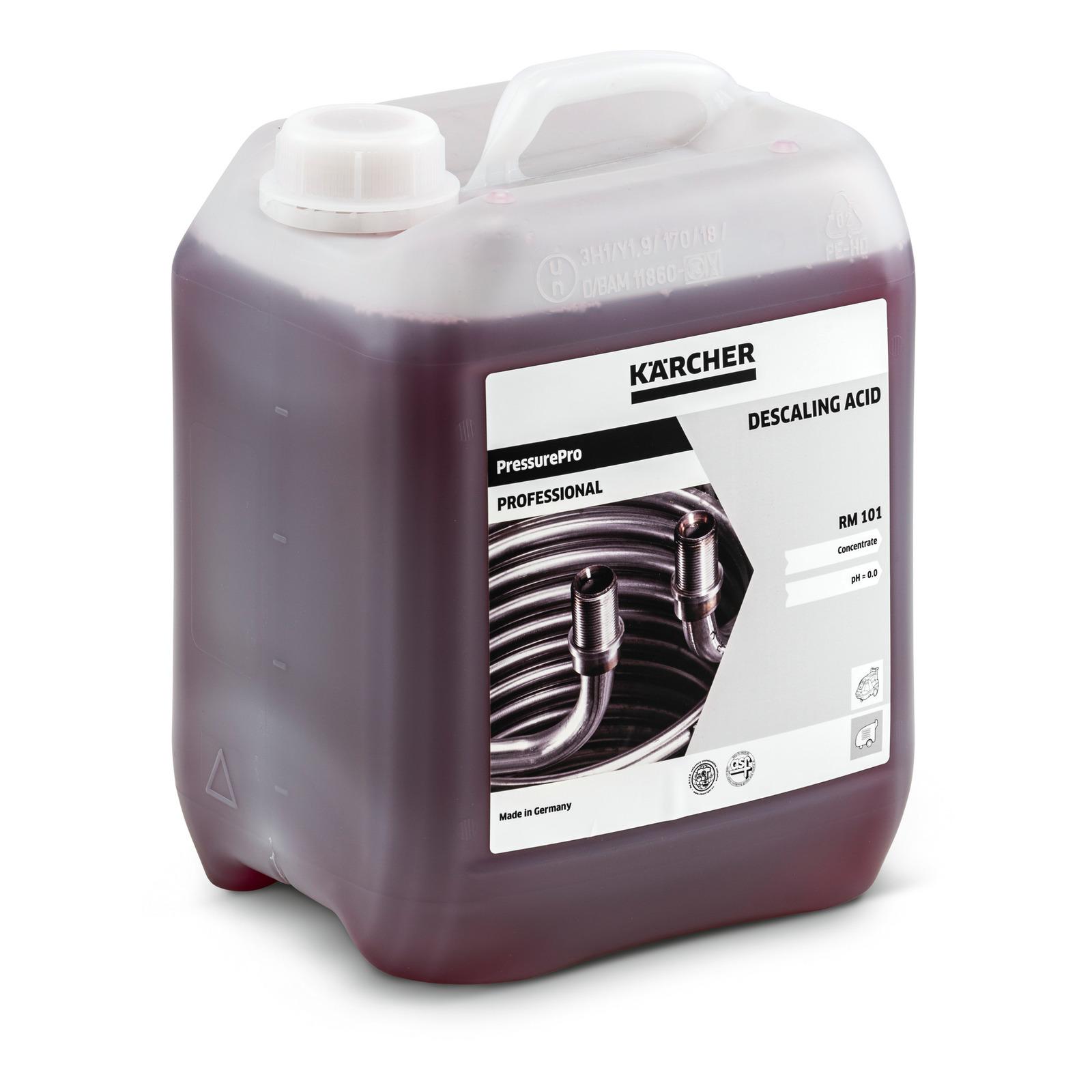 Limescale Remover Rm 101 Asf 5 L K 228 Rcher Uk