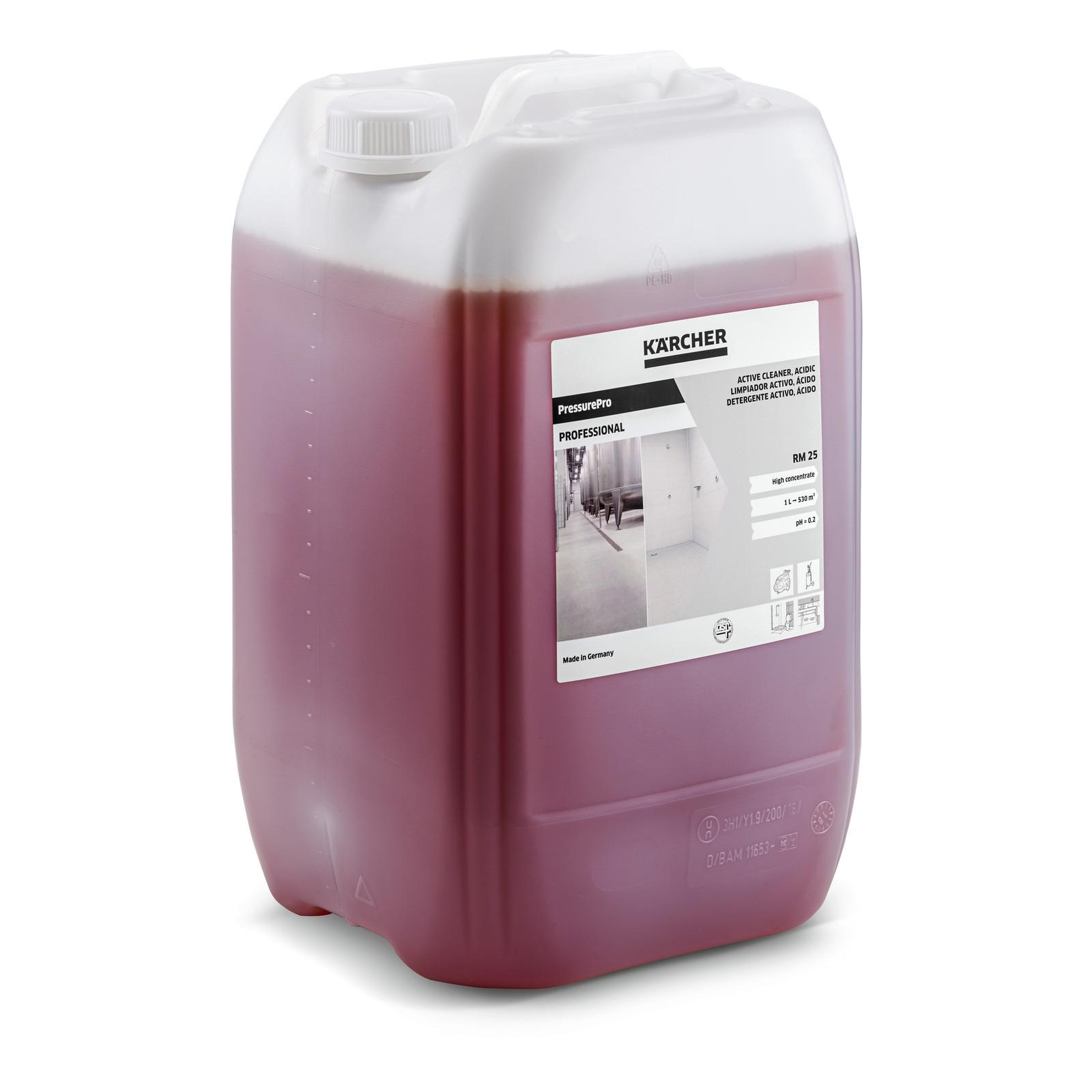 E-shop Kärcher - Aktivní čistič RM 25, kyselý, 20l