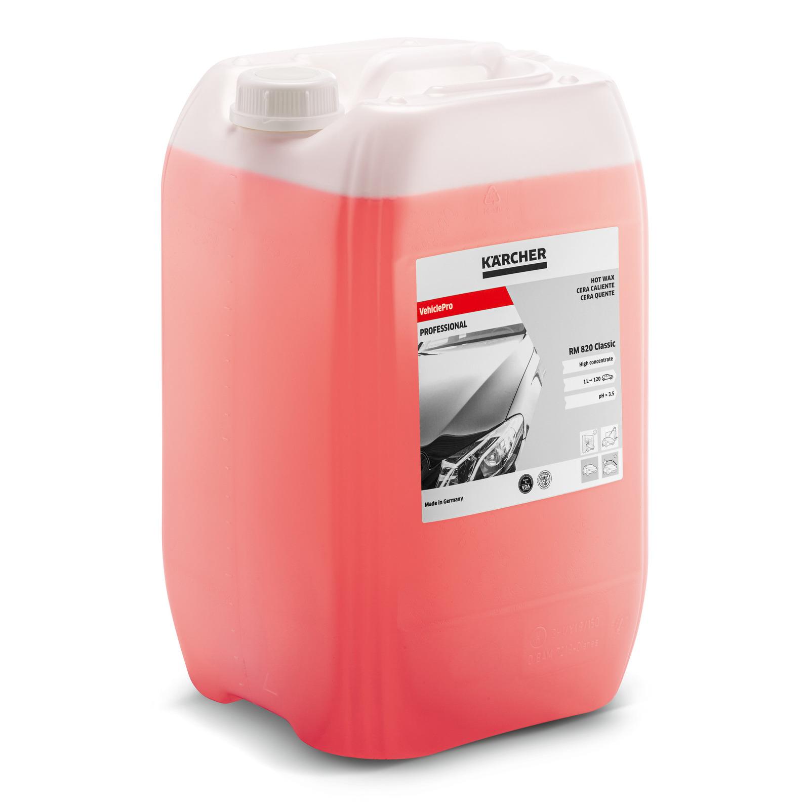Kärcher - Horký vosk na auto RM 820, 20l