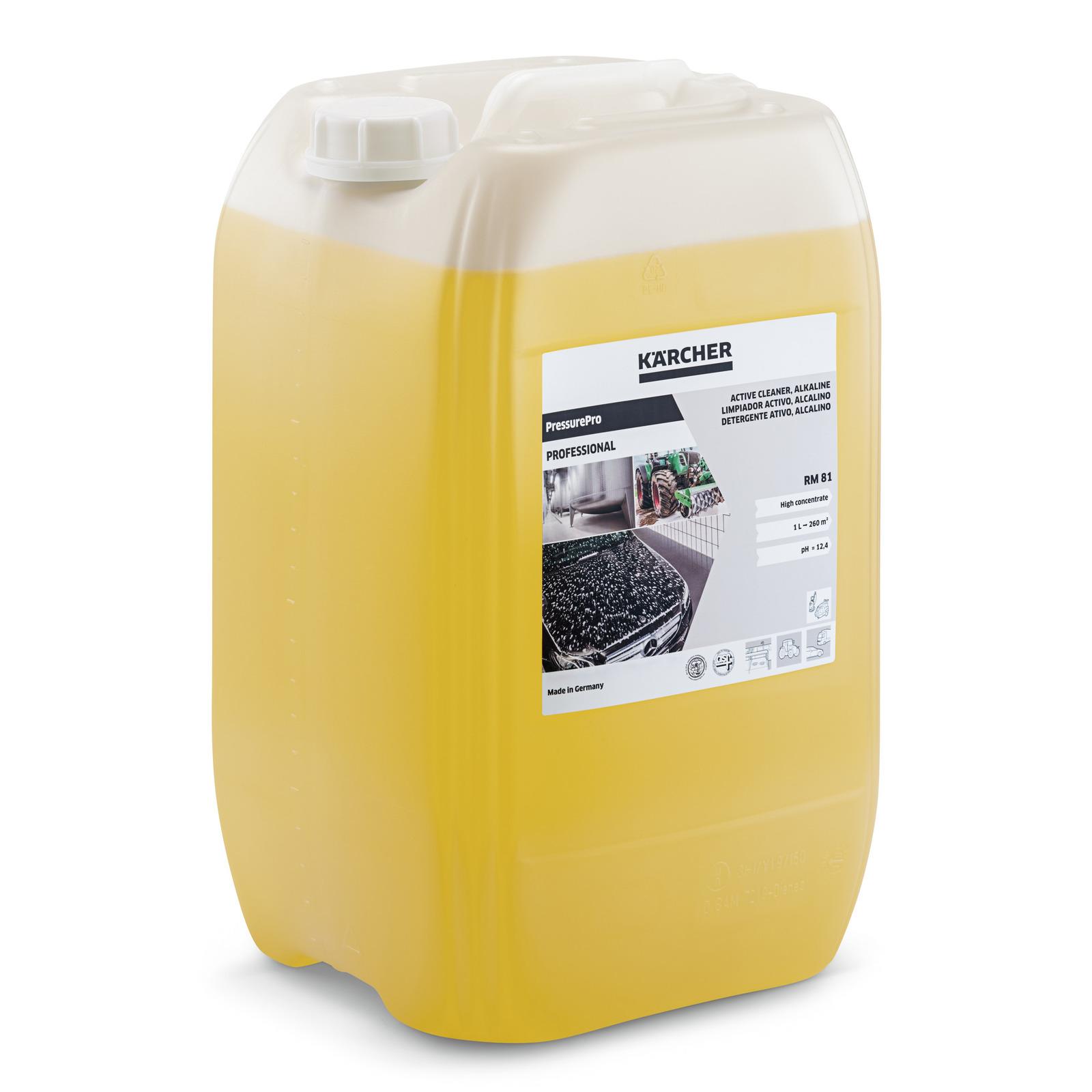 PressurePro Active Cleaner, Alkaline RM 81