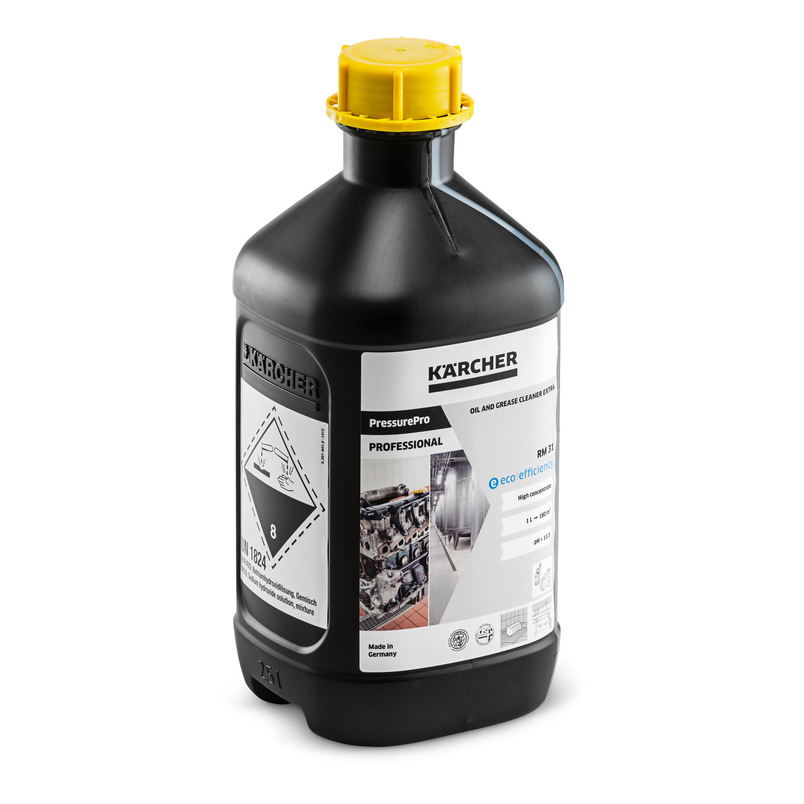 Kärcher  Oil and grease cleaner EXTRA RM 31 ASF eco!efficiency, 2.5 l