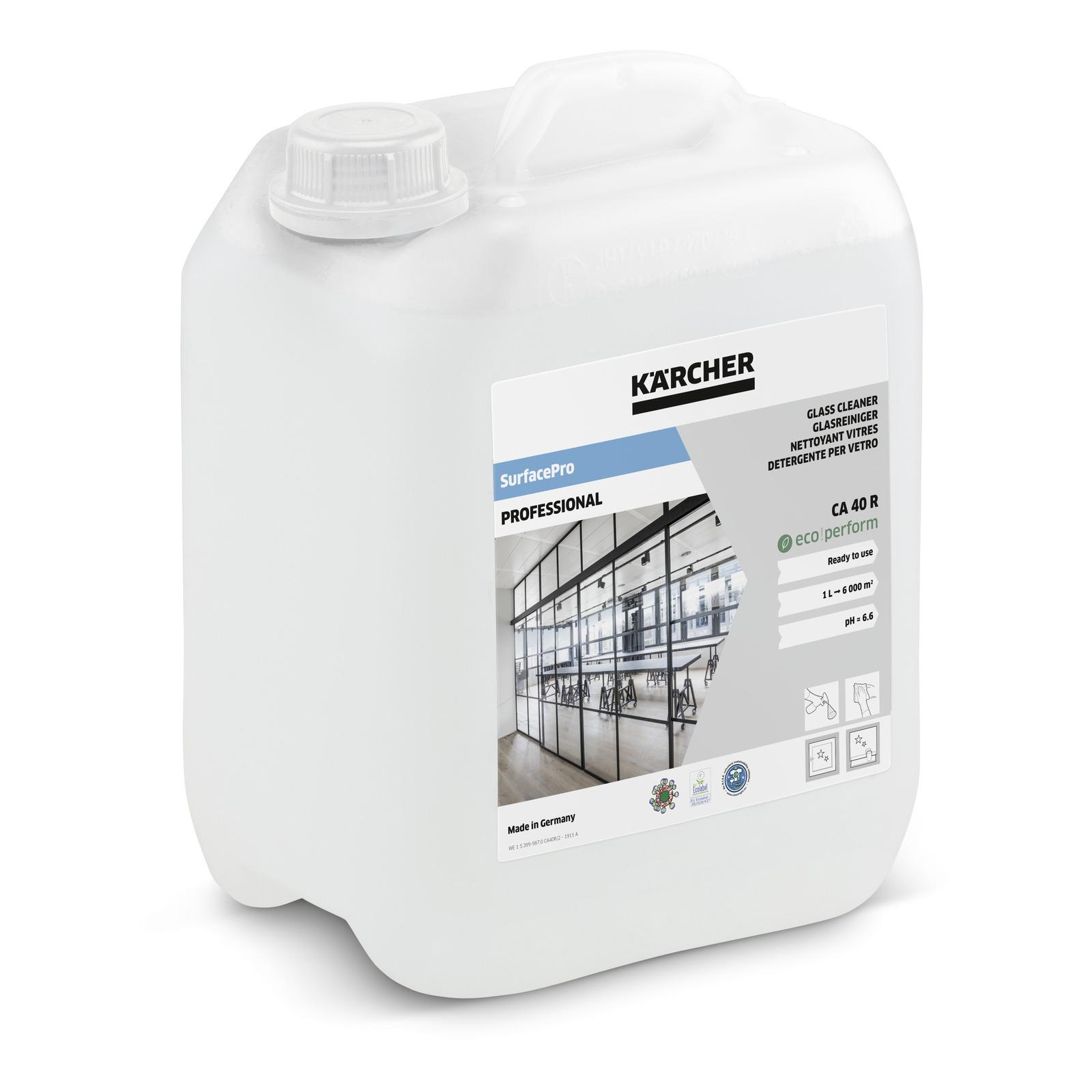 Kärcher - CA 40 R čistič skel, připraven k použití