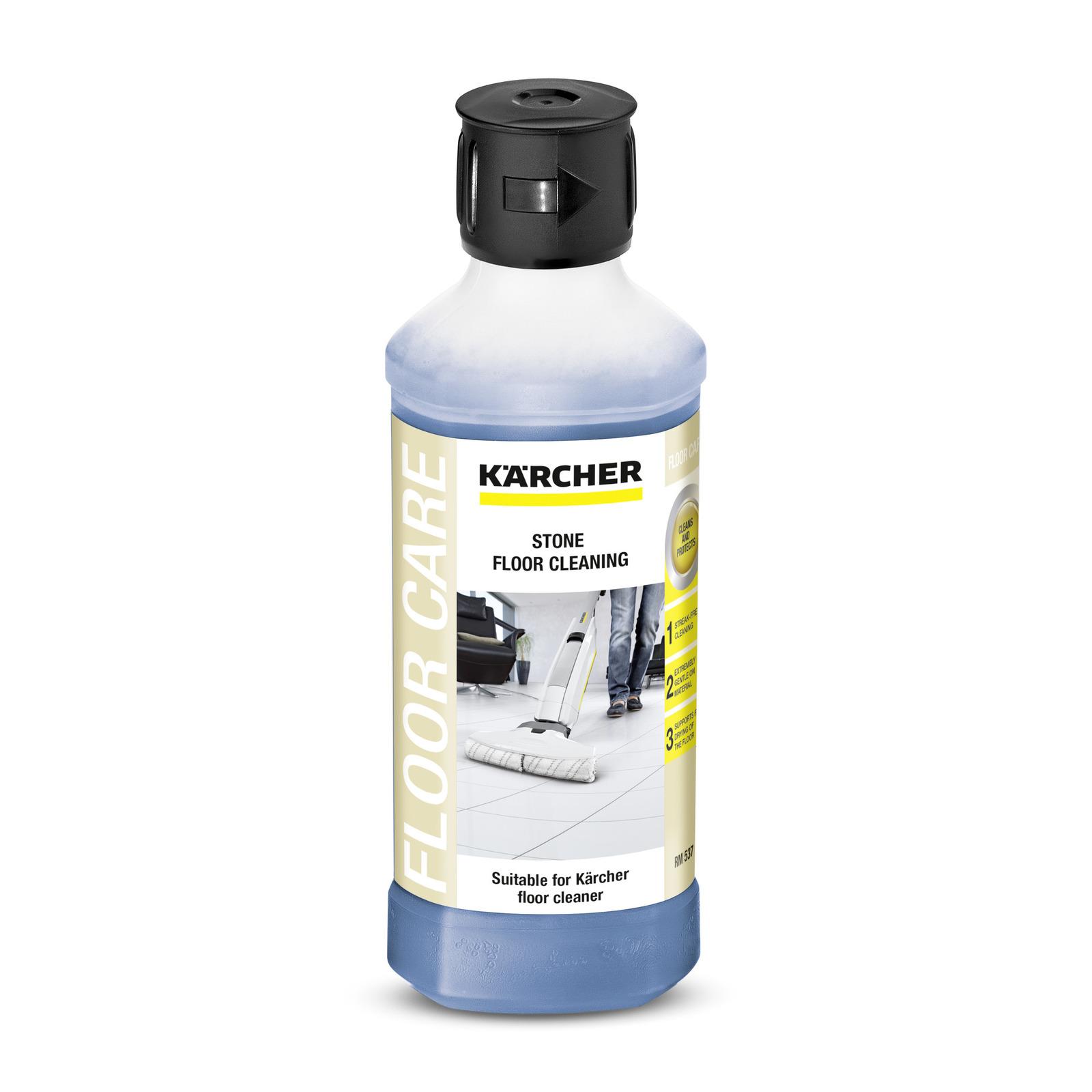 Nettoyant pour sols en pierre 500 ml 500 ml k rcher for Produit nettoyant carrelage