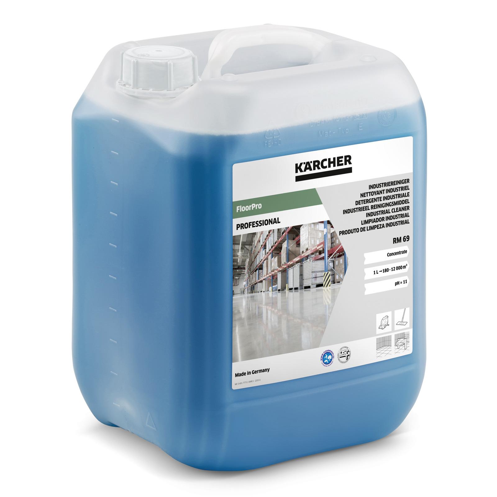 Kärcher - Průmyslový čistič RM 69 10L