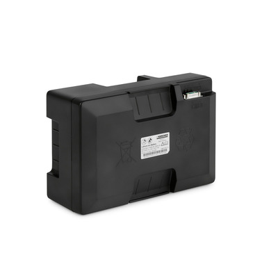 Bateria de íon-litio, 25,2 V, 21 Ah, não precisa de manutenção