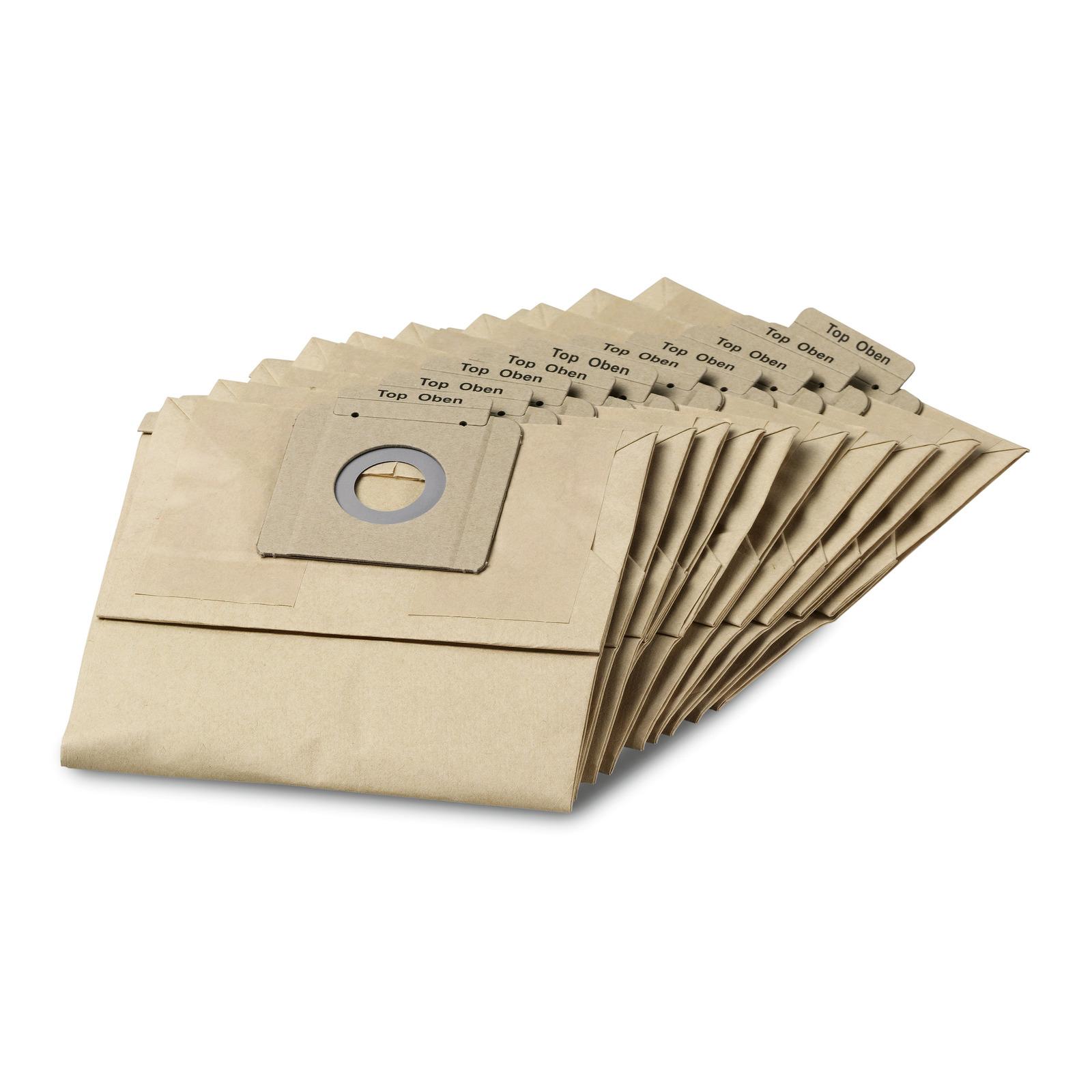 afab7e95f Kärcher Papierové filtračné vrecká. Objednávacie číslo: 6.904-312.0