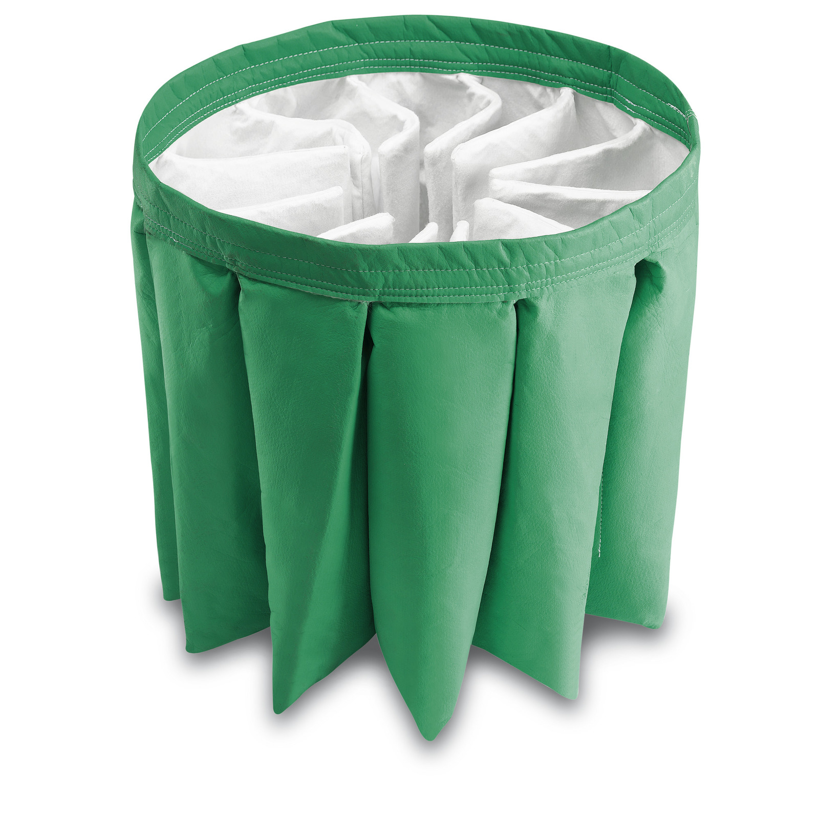 Kärcher  Pocketed filter (M approved) green;