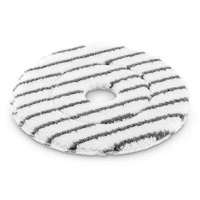 Pad de microfibras, microfibra, branco, 410 mm