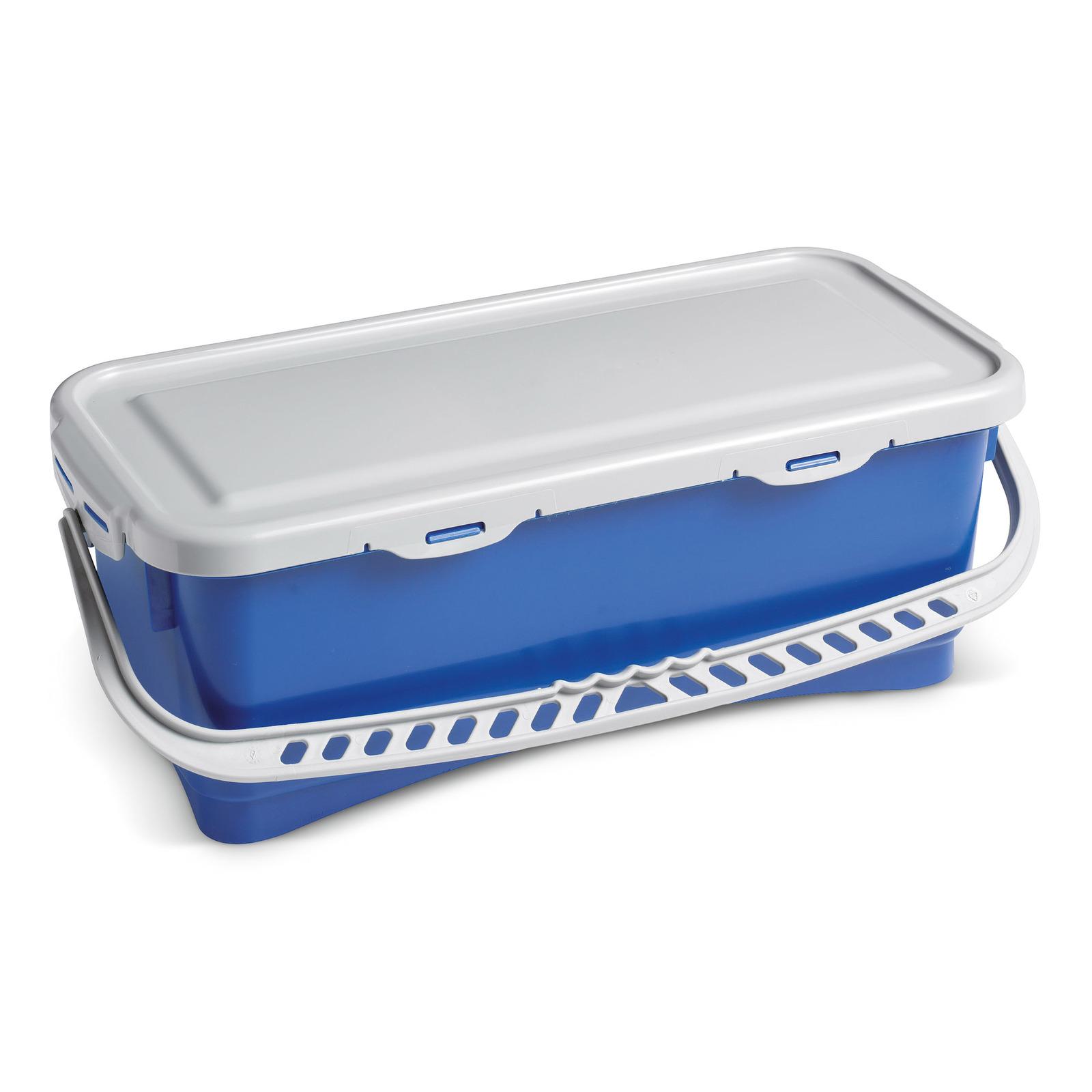 Mopp box mit deckel blau 10l k rcher for Eimer mit deckel 10l