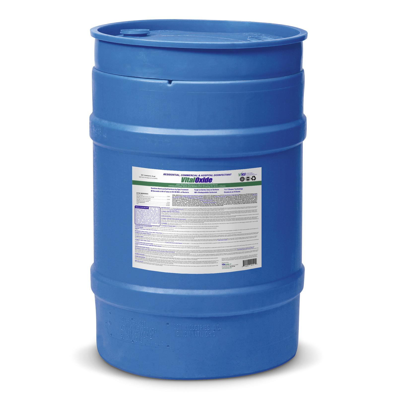 Hotsy Vital Oxide 55 Gal Drum K 228 Rcher Canada