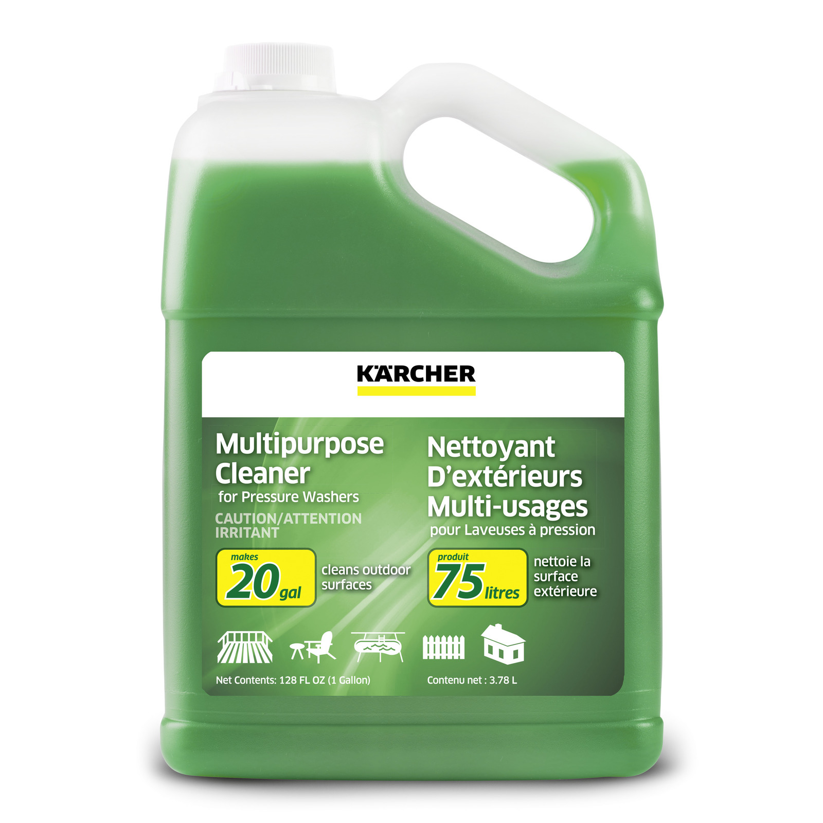 Karcher 20X multi-purpose cleaner