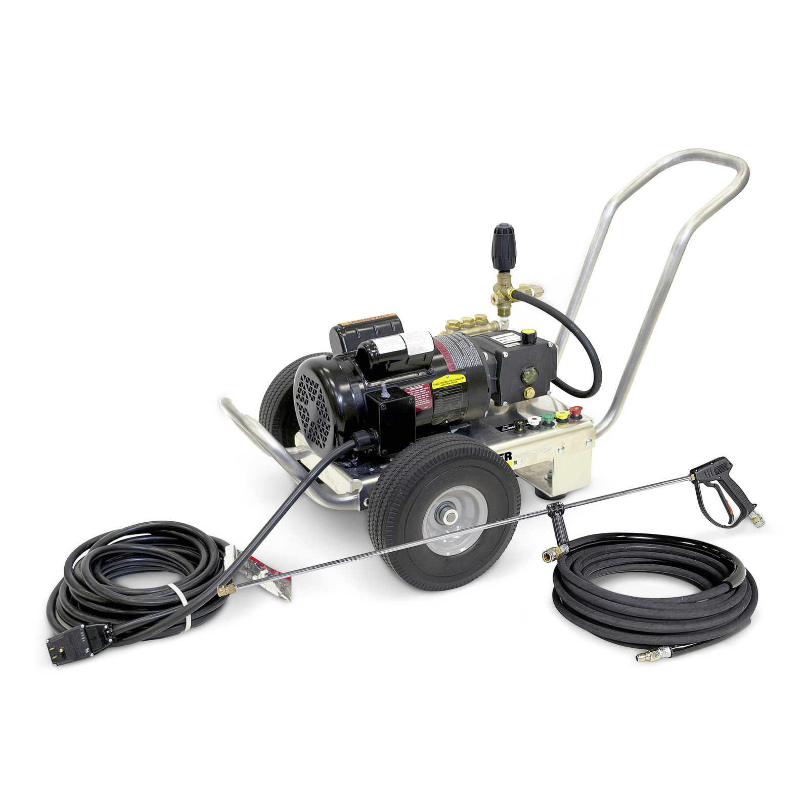 Hd Aluminum Series Cold Water Electric Powered Pressure