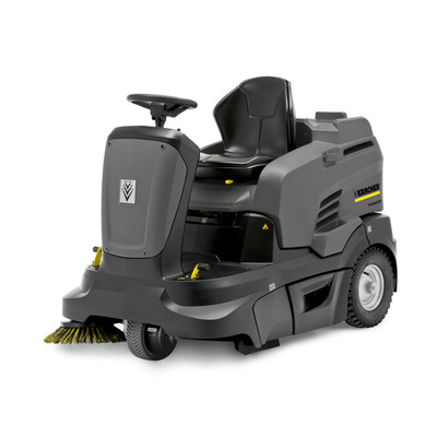 Ride On Industrial Floor Sweepers Karcher