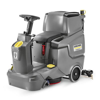 Ride On Floor Scrubbers Washing